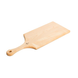 Offset Wide Kitchen Board - Maple