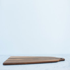 Bell Hearth Board - Walnut