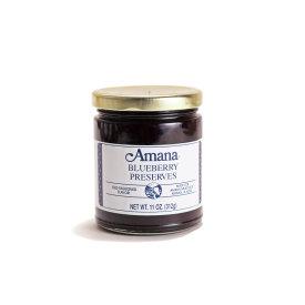 Amana Blueberry Preserves