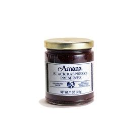 Amana Black Raspberry Preserves