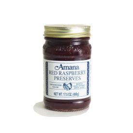 Amana Red Raspberry Preserves