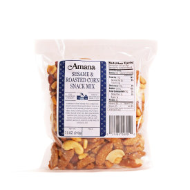 Amana Sesame & Roasted Corn Snack Mix