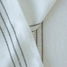 Brown/Bleach/Natural Cotton Bed Blanket