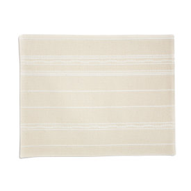 Amana Weave Placemat Natural/Bleach