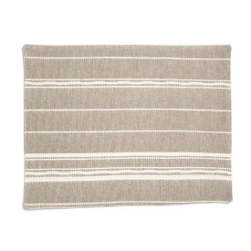 Amana Weave Placemat Brown/Natural