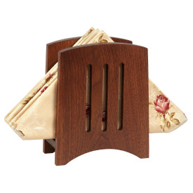 Amana Mission Napkin Holder