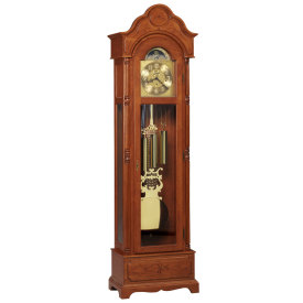 Amana Edelweiss Grandfather Clock