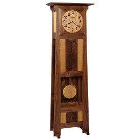 Amana Mission Grandfather Clock