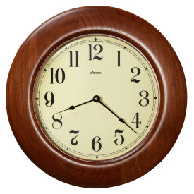 Amana Barrister Wall Clock
