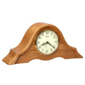 Amana Tambour Quartz Mantel Clock