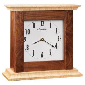 Amana Shaker Mantel Clock