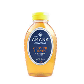 Amana Clover Honey