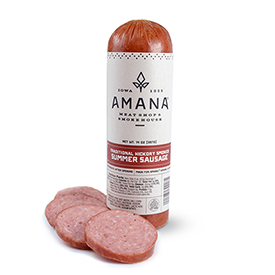 Amana Light-Smoked Summer Sausage