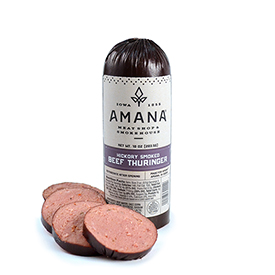 Amana Beef Thuringer