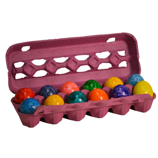 Amana Colonies Easter Eggs - 1 dozen
