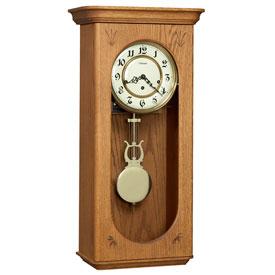 Amana Lotus Wall Clock